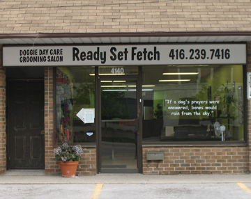 Ready Set Fetch Dog Daycare Grooming Walking